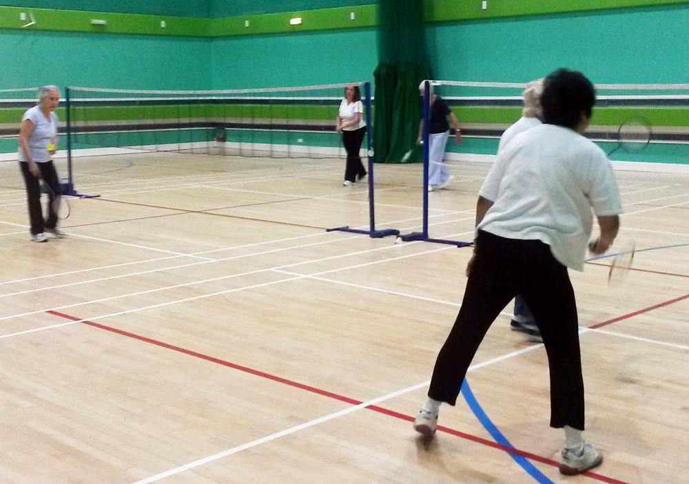 Sandra Badminton
